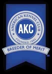 Kuvasz Club of America, AKC Breeder of Merit